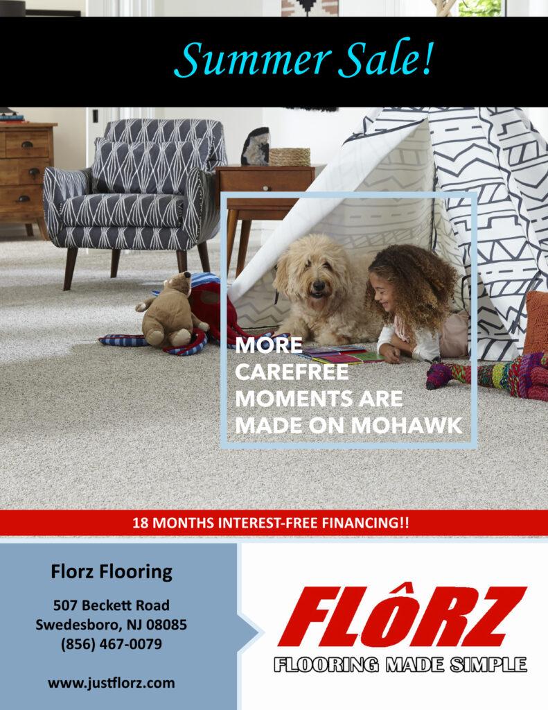 Pet Friendly Carpeting